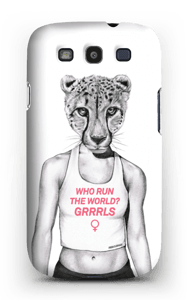 Run Grrrl kuoret Galaxy S3