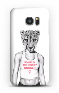 Run Grrrl deksel Galaxy S7