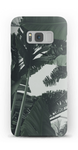Tropic Leaves case Galaxy S8