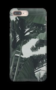 Tropic Leaves kuoret IPhone 8 Plus