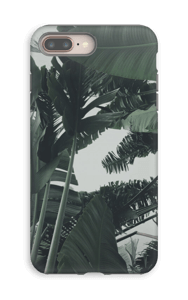 Tropic Leaves kuoret IPhone 8 Plus tough