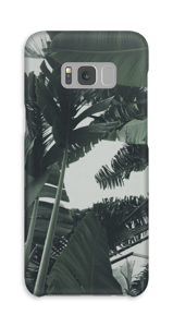 Tropic Leaves kuoret Galaxy S8 Plus