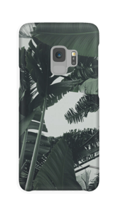 Tropic Leaves  case Galaxy S9