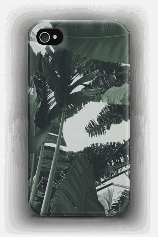 Tropic Leaves kuoret IPhone 4/4s