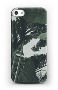 Tropic Leaves case IPhone 5/5S