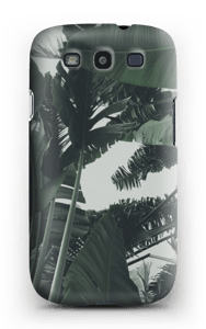 Tropisch blad hoesje Galaxy S3