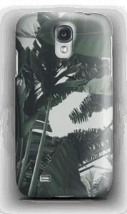 Tropisch blad hoesje Galaxy S4