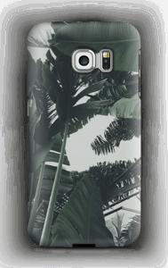 Tropic Leaves case Galaxy S6 Edge