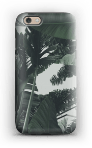 Tropical Leaves deksel IPhone 6s tough