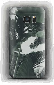 Tropisch blad hoesje Galaxy S7
