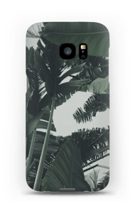 Tropic Leaves case Galaxy S7 Edge