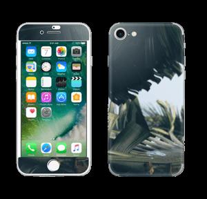 Tropical Leaves Skin IPhone 7