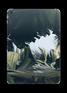 Tropical Leaves Skin IPad 2017
