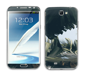 Tropical Leaves Skin Galaxy Note 2