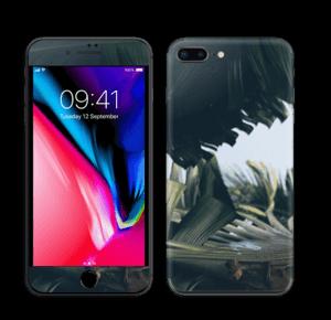 Tropical Leaves Skin IPhone 8 Plus