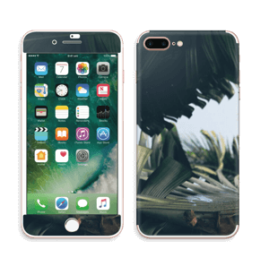 Tropical Leaves Skin IPhone 7 Plus