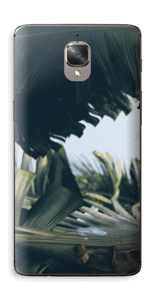 Tropical Leaves Skin OnePlus 3T