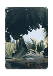 Tropical Leaves Skin IPad Pro 10.5