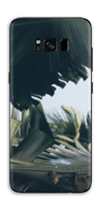 Tropical Leaves Skin Galaxy S8 Plus