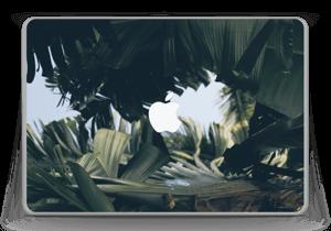 "Tropical Leaves Skin MacBook Pro 13"" -2015"
