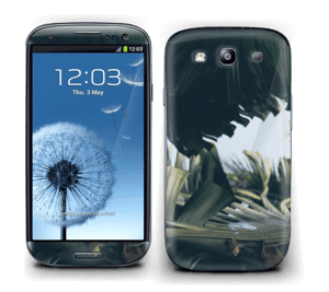 Tropical Leaves Skin Galaxy S3