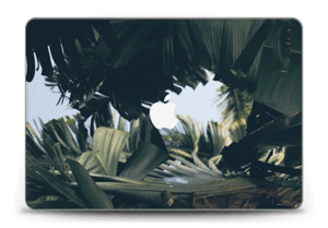 "Tropical Leaves  Skin MacBook Pro Retina 15"" 2015"