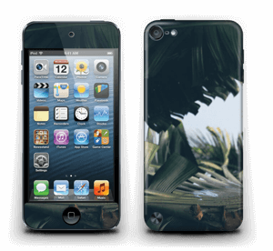 Tropical Leaves Skin IPod Touch 5th Gen