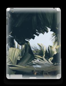 Tropical Leaves Skin IPad 4/3/2