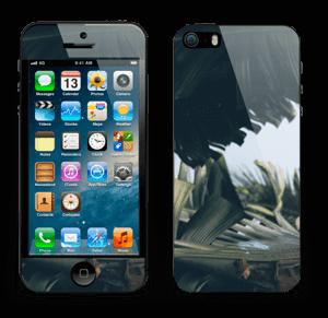 熱帯トロピカル スキンシール IPhone 5s