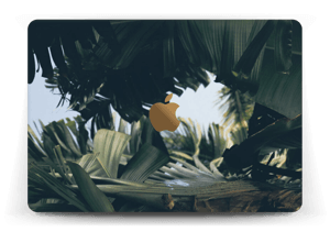 Tropical Leaves Skin MacBook 12""