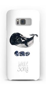 Whale song deksel Galaxy S8