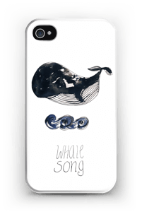 Whale Song kuoret IPhone 4/4s
