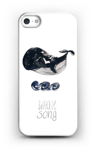 Whale Song  case IPhone 5/5S