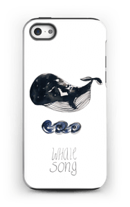 Whale song Coque  IPhone 5/5s tough