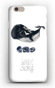 Whale song deksel IPhone 6