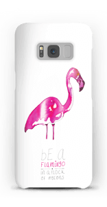 Be a Flamingo funda Galaxy S8