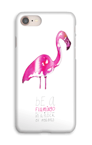 Be a Flamingo funda IPhone 8