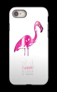 Be a flamingo  case IPhone 8 tough
