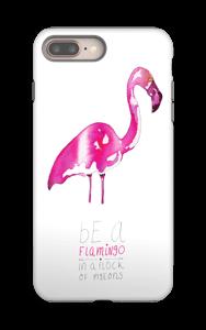 Be a Flamingo kuoret IPhone 8 Plus tough
