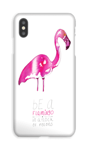 Be a flamingo deksel IPhone XS Max