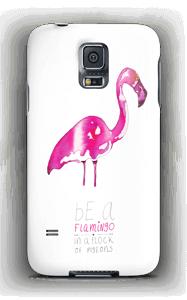 Be a Flamingo kuoret Galaxy S5