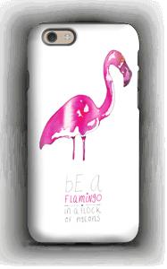 Be a flamingo  case IPhone 6 tough