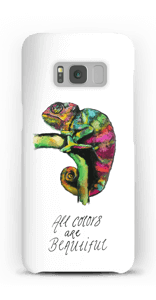 All Colors Are Beautiful funda Galaxy S8