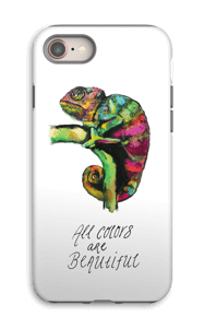 All colors are beautiful  case IPhone 8 tough