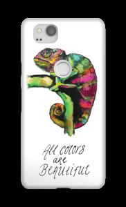 Alle Farben sind schön Handyhülle Pixel 2