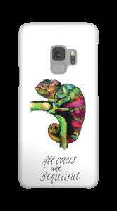 Alle Farben sind schön Handyhülle Galaxy S9