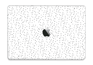 "Small black dots on white Skin MacBook Pro 13"" 2016-"