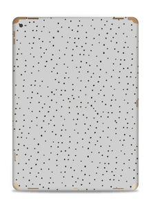 Prikker på grått Skin IPad Pro 12.9