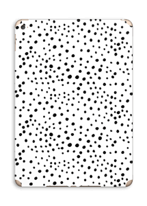 Prikker på hvitt Skin IPad Air 2