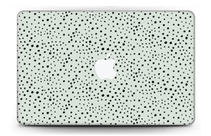 Prikker på grønt  Skin MacBook Air 11""